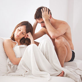 Sexual problems in couples